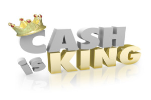Cash is King to Business