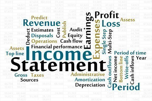 Understanding profit and loss account statement