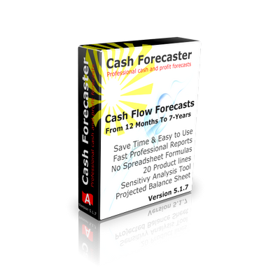 Cash Forecaster Software Upgrade cash flow software