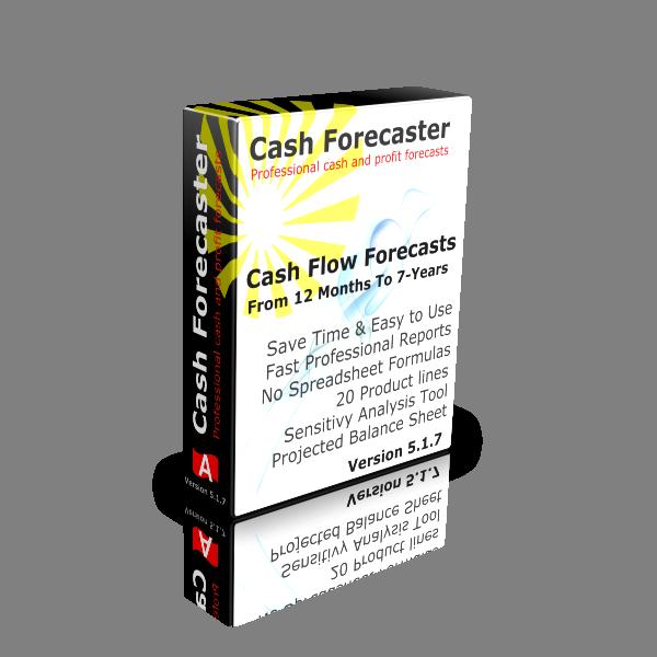 Cash Forecaster Cash Flow Forecasting Software