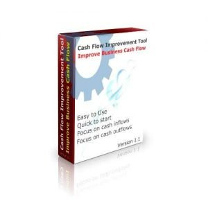 Free Cash Flow Improvement Tool - free small business tool