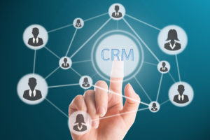 Touching CRM for go to good relationaship with customer for good cash flow